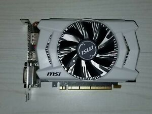 MSI GeForce GTX 950 2GD5 OC Graphics Card - 2 GB GDDR5 - 128-bit - 1076 MHz