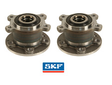 Volvo XC60 2010-2016 Pair Set of 2 Rear Wheel Hubs with Bearing SKF BR930520