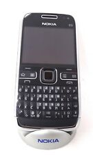 Nokia E72 New SWAP Black Unlocked Original