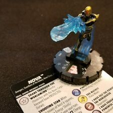 NOVA - 032 - RARE Figure Heroclix Avengers Infinity Set #32