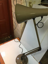 Vintage Herbert Terry Adjustable Anglepoise Desk/Table Lamp