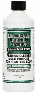 Kleen Green Concentrate Treatment of Scabies, Biting Mites, Bird Mites & Lice