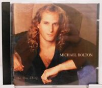 Michael Bolton + CD + The One Thing + Tolles Album mit 11 starken Songs +