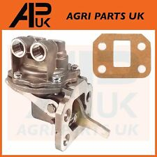 Perkins A4.107 A4.108 Engine Fuel Lift Pump Tractor Forklift Van Boat 4 Bolt NEW