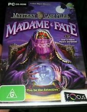 Mystery Case Files - Madame Fate (Hidden Ibject) - PC GAME- FREE POST *