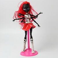 Monster High Spider Doll Wydowna Fashion 28CM Black Spider Monsters Dolls Mattel