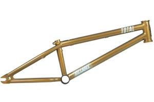 "TOTAL BMX KILLABEE K4 METALLIC GOLD 20.4 KYLE BALDOCK BMX BIKE FRAME 20.4"""