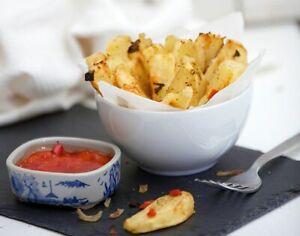 Seasoning to put on French Fries Seasoned Salt Chips Potato Wedges Chippy 40g