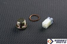 Oxygen lambda o2 sensor eliminator kit Honda Transalp 700 CBF 1000 06-09
