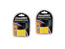 2 BP-718 Batteries for Canon HFM50 HFM52 HFM56 HFM500 HFR30 HFR32 HFR300 HFM506