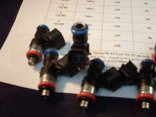 Chevrolet 2008-15 Corvette LS9/ZR1 72 lbs/hr Set of 8 Direct Fit Fuel Injectors
