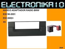 Marco de montaje radio BMW Serie 5 E53  (E39) X5 Y conexion