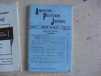 Vintage 1978 American Postcard Journal Booklet LOOK