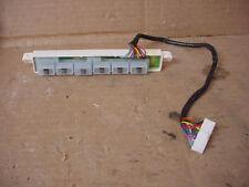 LG Dishwasher Display Board Assembly Part # EBR38145201