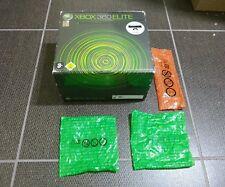 SOLO SCATOLA BOX Microsoft Xbox 360 Elite Nera 120gb [LEGGERE LA DESCRIZIONE]