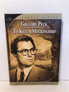 To Kill A Mockingbird Legacy Series DVD Gregory Peck