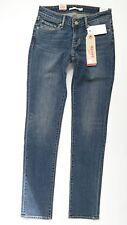 Levis Jeans Women 712 slim 18884-0005 tumbled Indigo w26 l34 18884-0005