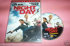 DVD NIGHT AND DAY AVEC TOM CRUISE ET CAMERON DIAZ