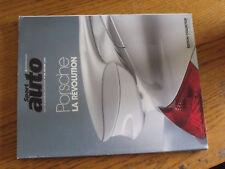 17$$ Revue Sport Auto collector n°568 Revolution Porsche / Ferrari 612 / BMW Z4