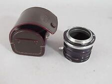Nikon Close-Up Macro Extension Tube Set K1K2K3K4K5 Nikon F