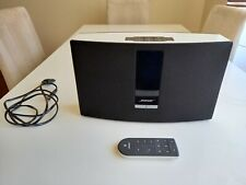Bose SoundTouch 20 Series II Wireless Musik System - Weiß (738063-2200)