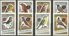 Timbres Oiseaux Roumanie 2211/8 ** lot 12279
