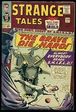 Strange Tales #139 Marvel Comics Dr Strange Ditko, Kirby, Fine 6.0!
