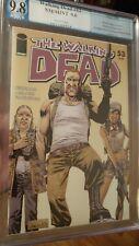 The Walking Dead #53 PGX 9.8 (Like CGC) ~ *1ST ABRAHAM/EUGENE/ROSITA ~ HOT BOOK!