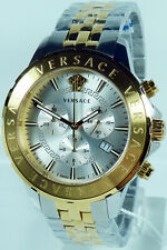 Versace Uhr Uhren Herrenuhr Chronograph VEV600519 CHRONO SIGNAT Armbanduhr NEU