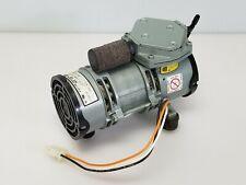 Gast Model Moa P101 Hb 115110v 1415 Amps Reciprocating Diaphragm Vacuum Pump