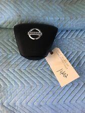2009-2014 Nissan Murano Driver Wheel Airbag Air Bag OEM Black 09 10 11 12 13 14