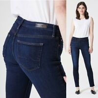 $188 AG Adriano Goldschmied Women's 30 The Prima Mid Rise Cigarette Skinny Jeans