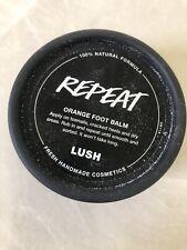Lush Repeat Orange Foot Balm