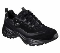 Skechers Black Dlites shoes Men's Memory Foam Sport Comfort Casual Sneaker 52675