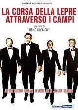 La corsa della lepre attraverso i campi - Jean-Louis Trintignant - DVD Minerva