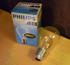 Gloeilamp 40 Watt E27 van Philips NIEUW
