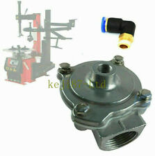 """1"""" Tyre Tire Changer Part Bead Blast Air Control Valve For Corghi Accu-Turn NEW"""
