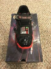 Skechers  Size 3 Star Wars Damager IV Darth Vader Black Sneakers Shoes Boys