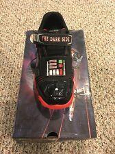Skechers  Size 1 1/2 Star Wars Damager IV Darth Vader Black Sneakers Shoes Boys