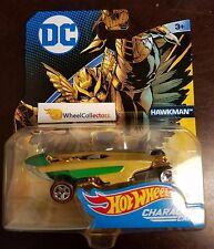 DC Comics * Hawkman * 2017 Hot Wheels Character Cars * F18