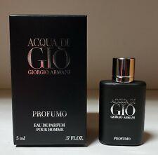 ACQUA DI GIO PROFUMO (5ML) EDP SPLASH MINI TRAVEL SIZE FOR MEN NEW IN BOX