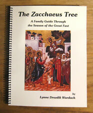 The Zacchaeus Tree: A Family Guide Through the Great Fast (Crafts+Devotions)