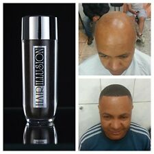 Hair Fibers by HAIR ILLUSION - Baldness & Thinning Hair Treatment for Men, Women