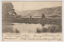 Ireland postcard - The Upper Lake, Killarney, Co. Kerry - P/U 1902