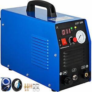 CUT50 50Amp Plasma Cutter HF Inverter Digital Plasma Welding Cutting Machine