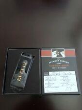 Seymour Duncan Custom Shop Dog Ear P-90 Gold Staple Neck Black p90 dogear