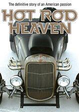 Hot Rod Heaven (New DVD) The Definitive story Bonneville Flats Street Racing