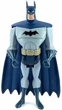 DC Universe: JLU 2008 BATMAN (BLUE & GREY) (SECRET SOCIETY II 6-PACK SET) Loose