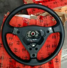 Alfa Romeo 145 146 NOS steering wheel new boxed classic qv ti leather #151012060