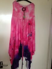 INDIA BOUTIQUE DRESS ONE SIZE